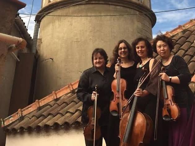 Quartet Filharmonia Gaudí