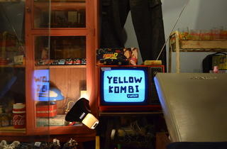 Yellow Kombi Vintage