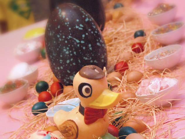 Easter Brunch at Lemon Garden Café
