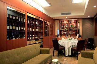 Gilles Marx Dinner Showcase at Scotts 27