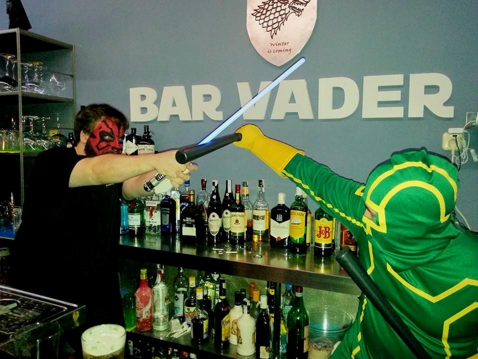 Bar Vader