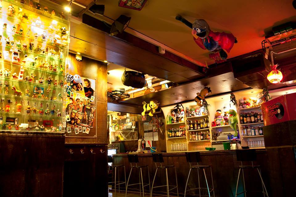 Bares tem ticos de madrid - Decoracion bares tematicos ...
