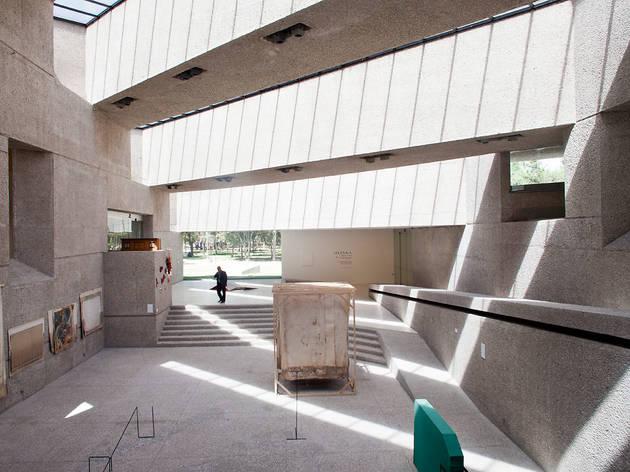 Museo Tamayo (Foto: Alejandra Carbajal)