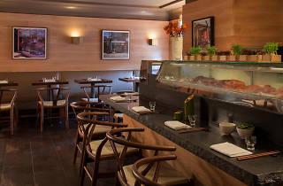 Uni Sashimi Bar (Photograph: Courtesy Uni Sashimi Bar/Eric Roth)