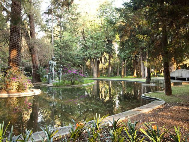 Jardín de la Tercera Edad (Foto: Alejandra Carbajal)