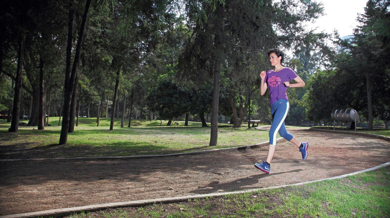 Los mejores lugares para entrenar en Chapultepec