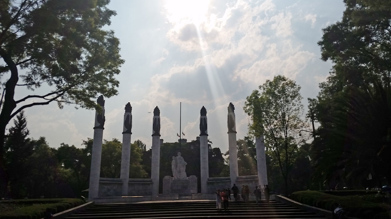 Altar a la Patria