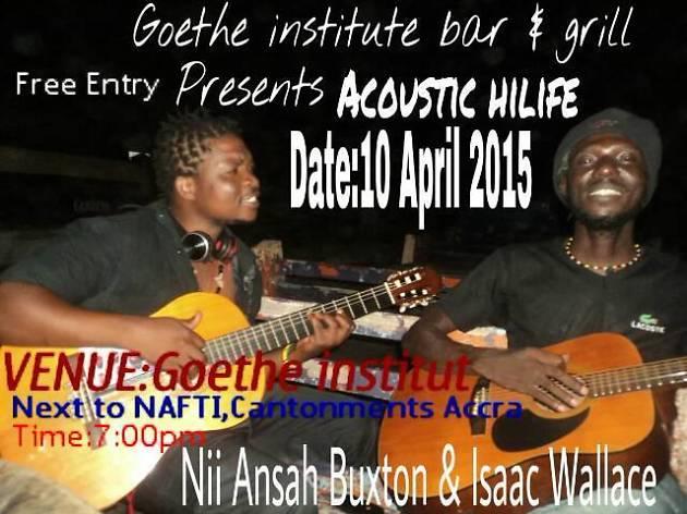 Goethe Institut, Accra, Ghana