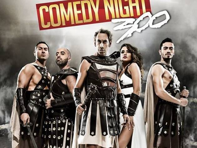 Comedy Night 300 | 23 May