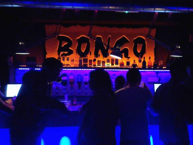 (Rock & Roll Ping Pong at the Bongo Club)