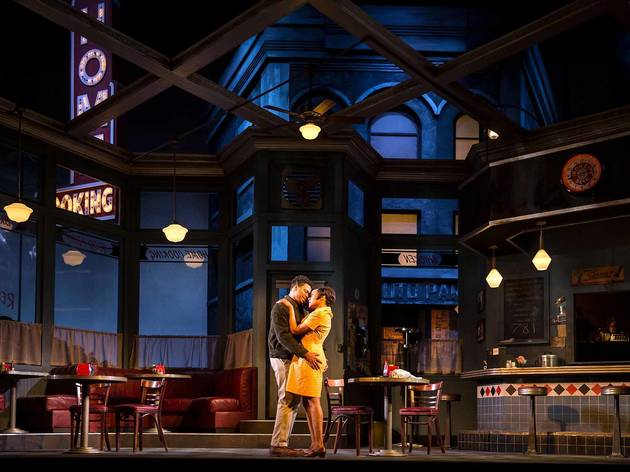 Two Trains Running at Goodman Theatre