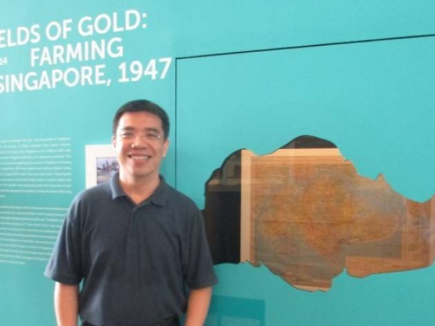 Mapping Singapore in World War II: A Global Perspective