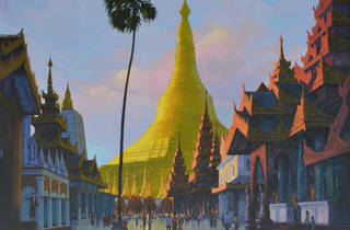 Myanmar Masters group show