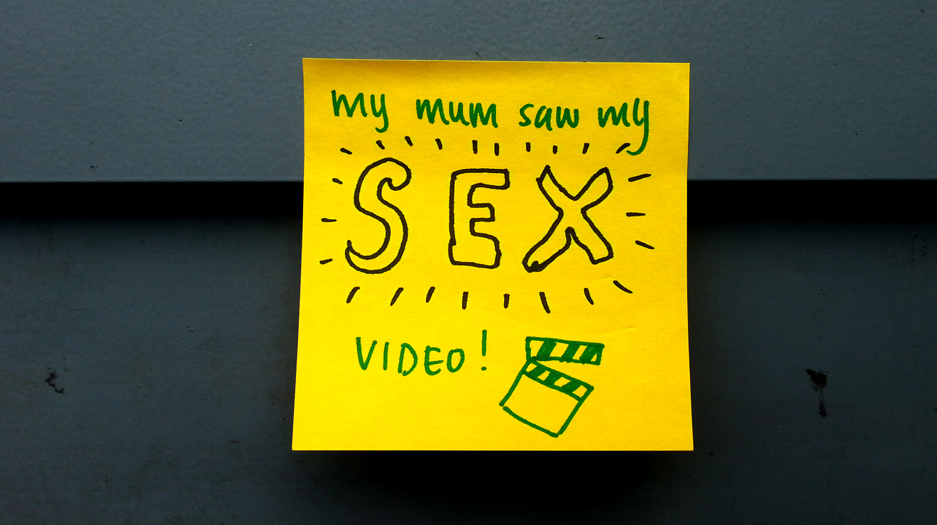 Post-it confessions
