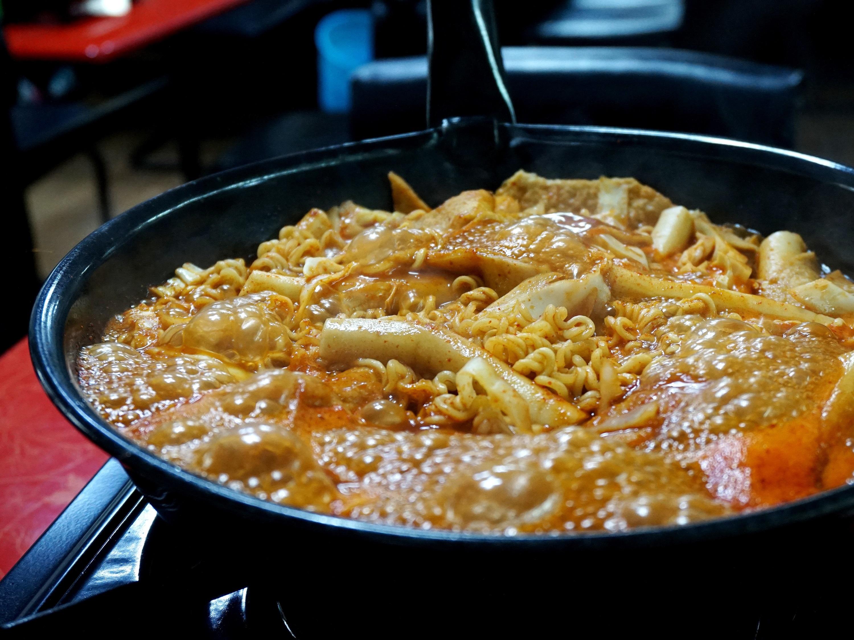 서울에서 가장 맛있는 떡볶이집