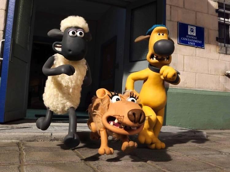 Cinéma junior • Shaun le mouton