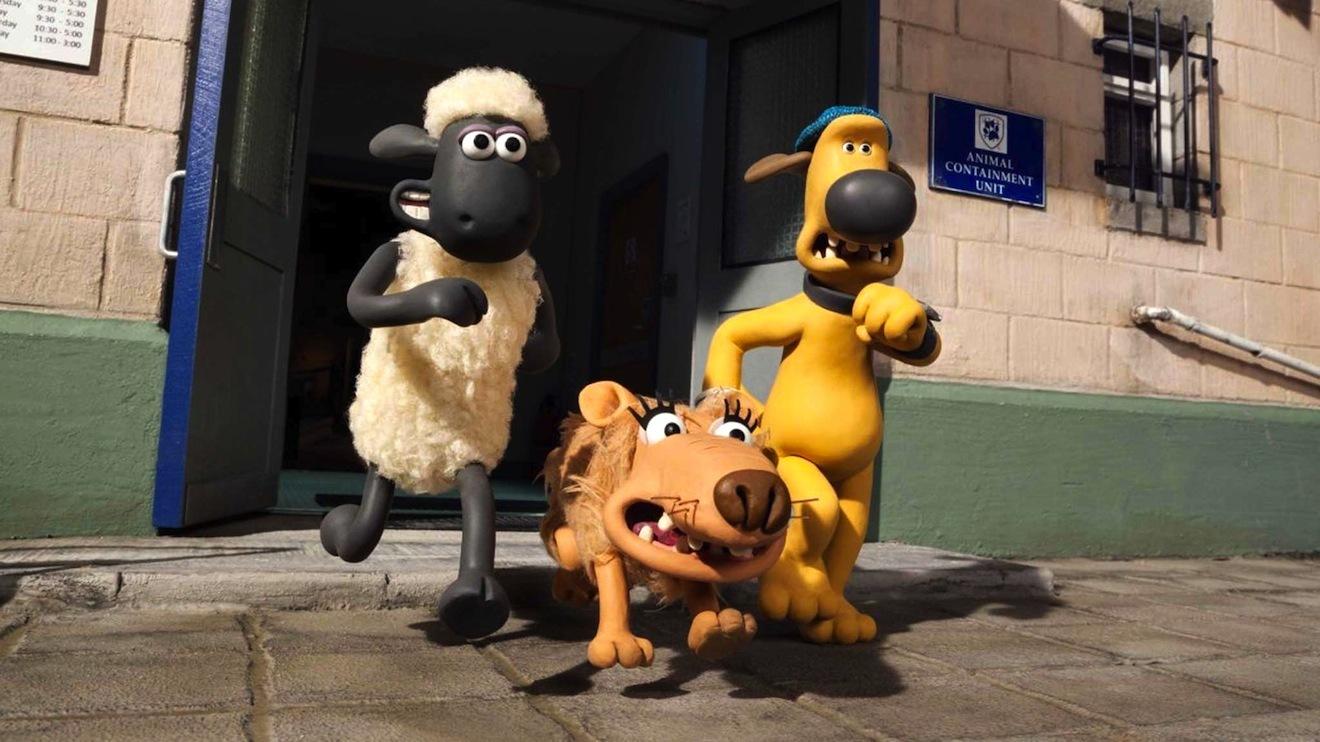 Expo •Rencontrer Shaun le mouton