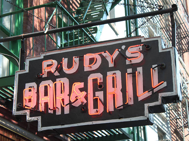 Rudy's Bar and Grill