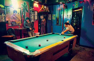 Gotham City Lounge