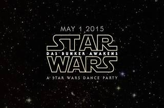 Das Bunker's Star Wars Dance Party