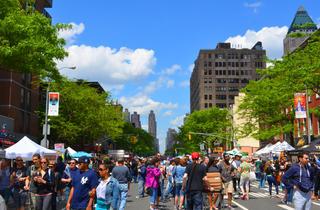 Ninth Avenue International Food Festival