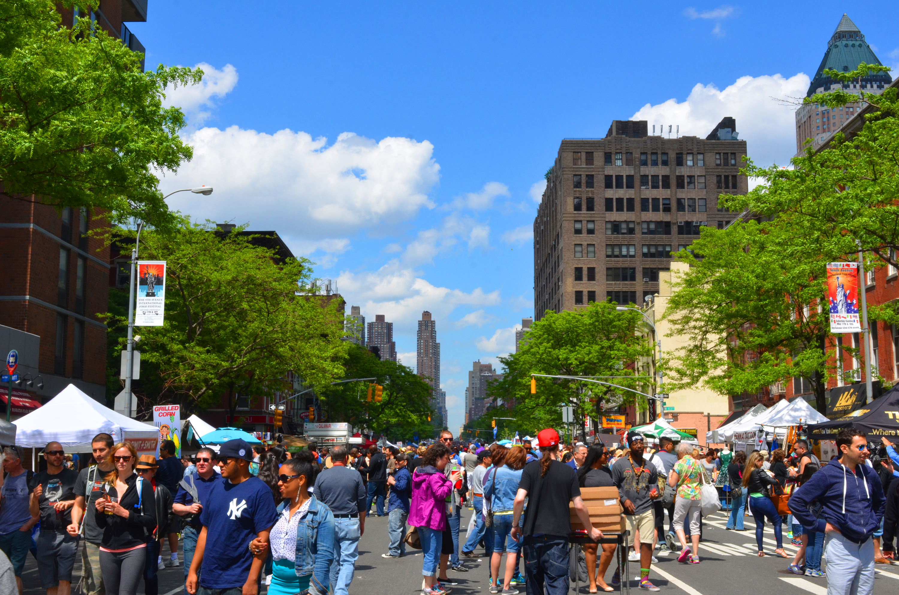 Ninth Avenue International Food Festival