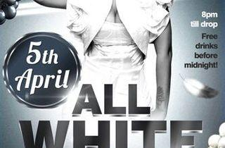 All White Easter Party | 5 Apr