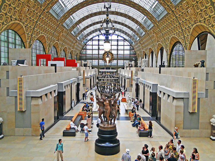 Free museums on the first Sunday of the month