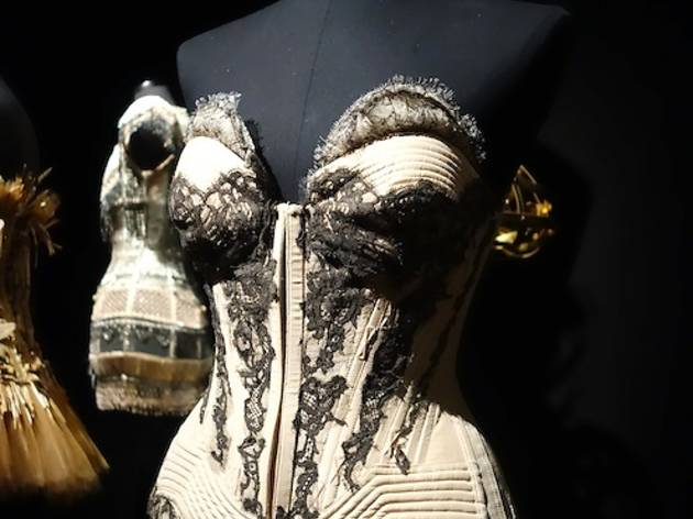 Exposition Jean Paul Gaultier (Vue de l'exposition, Grand Palais / Photo : © A.P / Time Out)