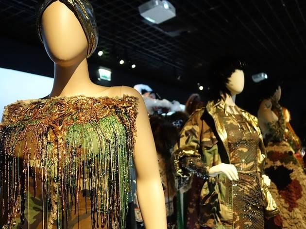 Exposition Jean Paul Gaultier (Vue de l'exposition, Grand Palais / Photo : © A.P / Time Out)