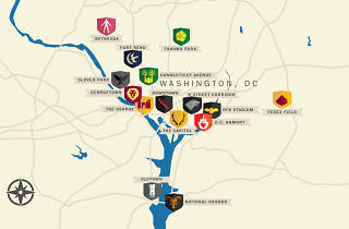 What if Washington, DC were Game of Thrones?