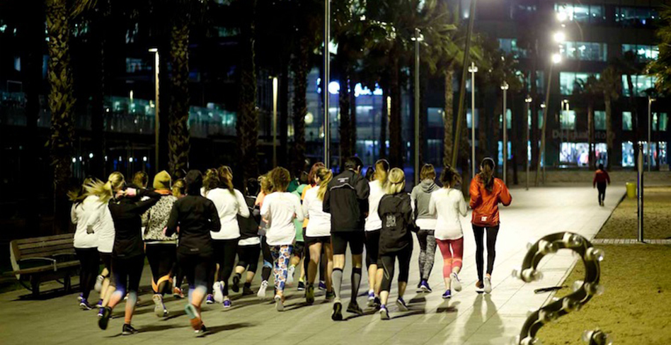 Women's Nike Run Club Barcelona