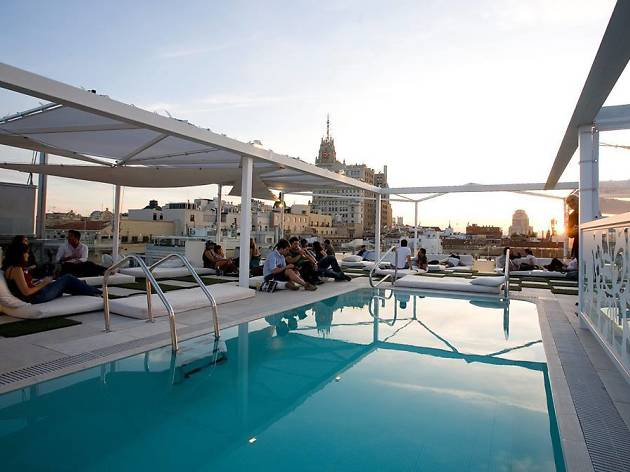 23 Top Terraces In Madrid