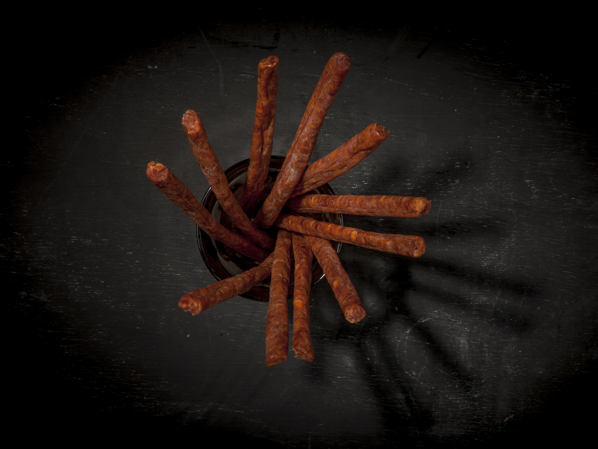 London Beer Dispensary- meat sticks