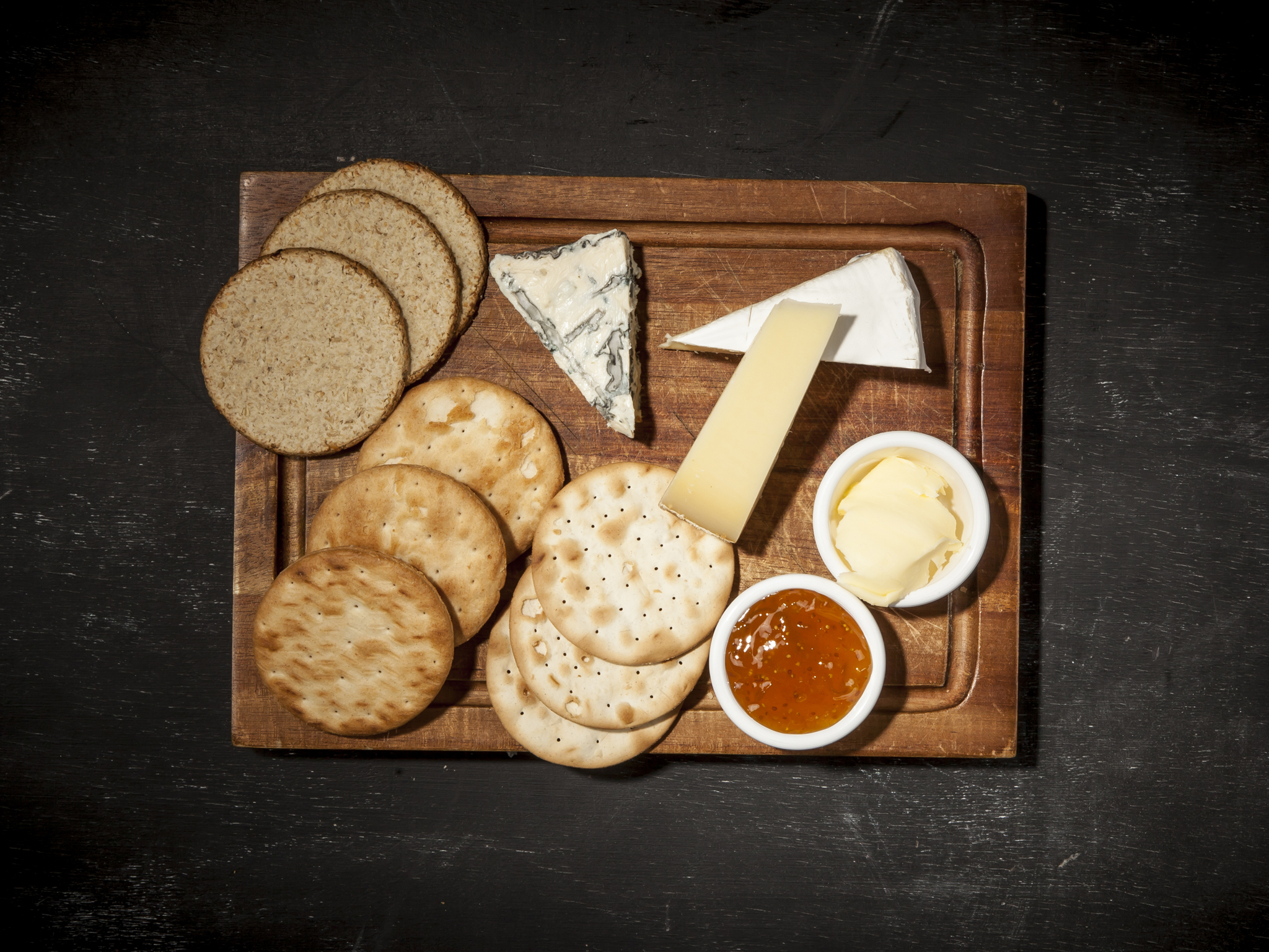 Hops and Glory - Androuet Cheese Board