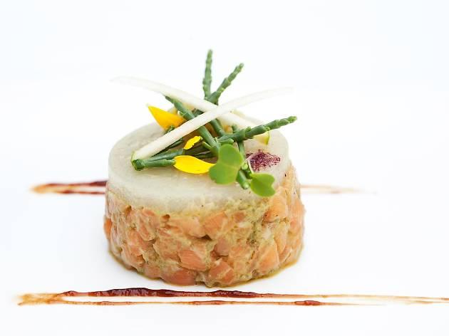 Vicus Restaurant, Pals (Girona)
