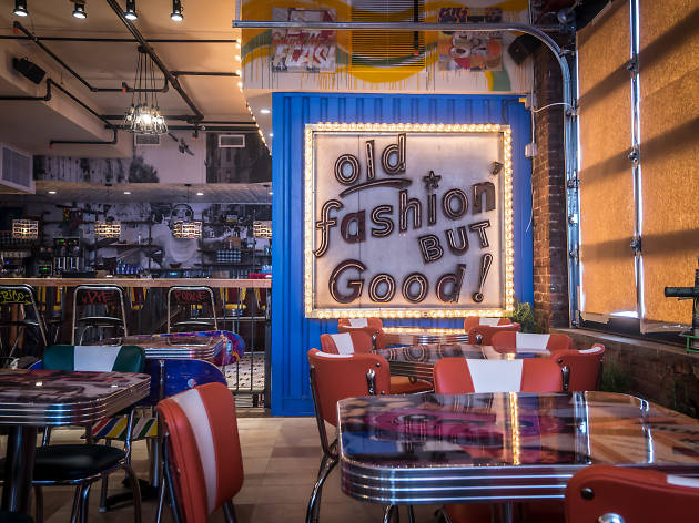 Take a look inside Marcus Samuelsson's Streetbird, opening Thursday