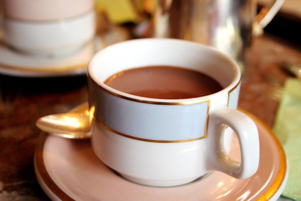 10 stupidly good hot chocolates in Paris