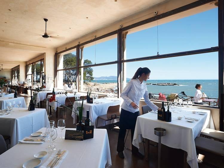 Villa Teresita Restaurant a l'Hostal Empúries
