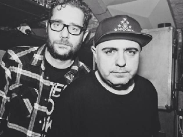 DJ Yoda + DJ Caesar