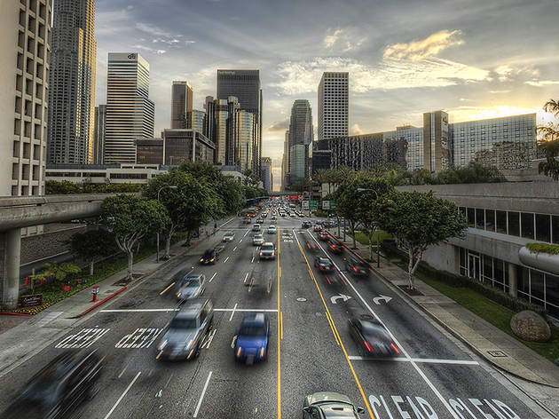 25 things you will definitely see in LA traffic