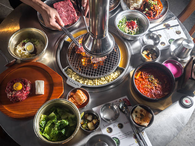 The best Korean BBQ in NYC (2015)