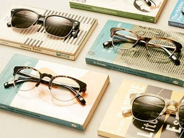 Warby Parker Abbot Kinney Ping In Venice Los Angeles