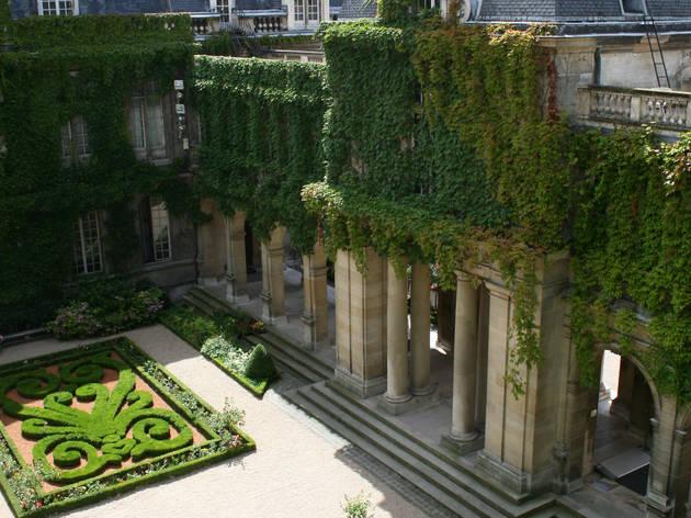 Le musée Carnavalet, 75003 Paris.