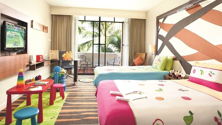 Best Hotel Family Rooms