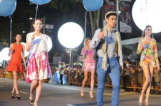 Orchard Road Runway 2015