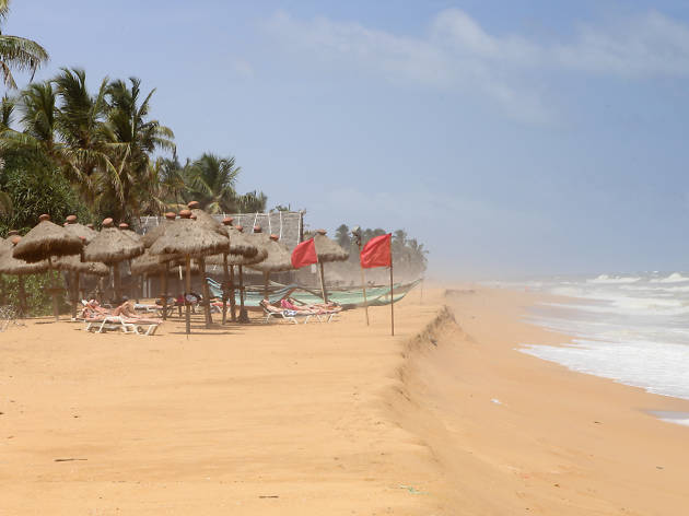 Beaches in Colombo