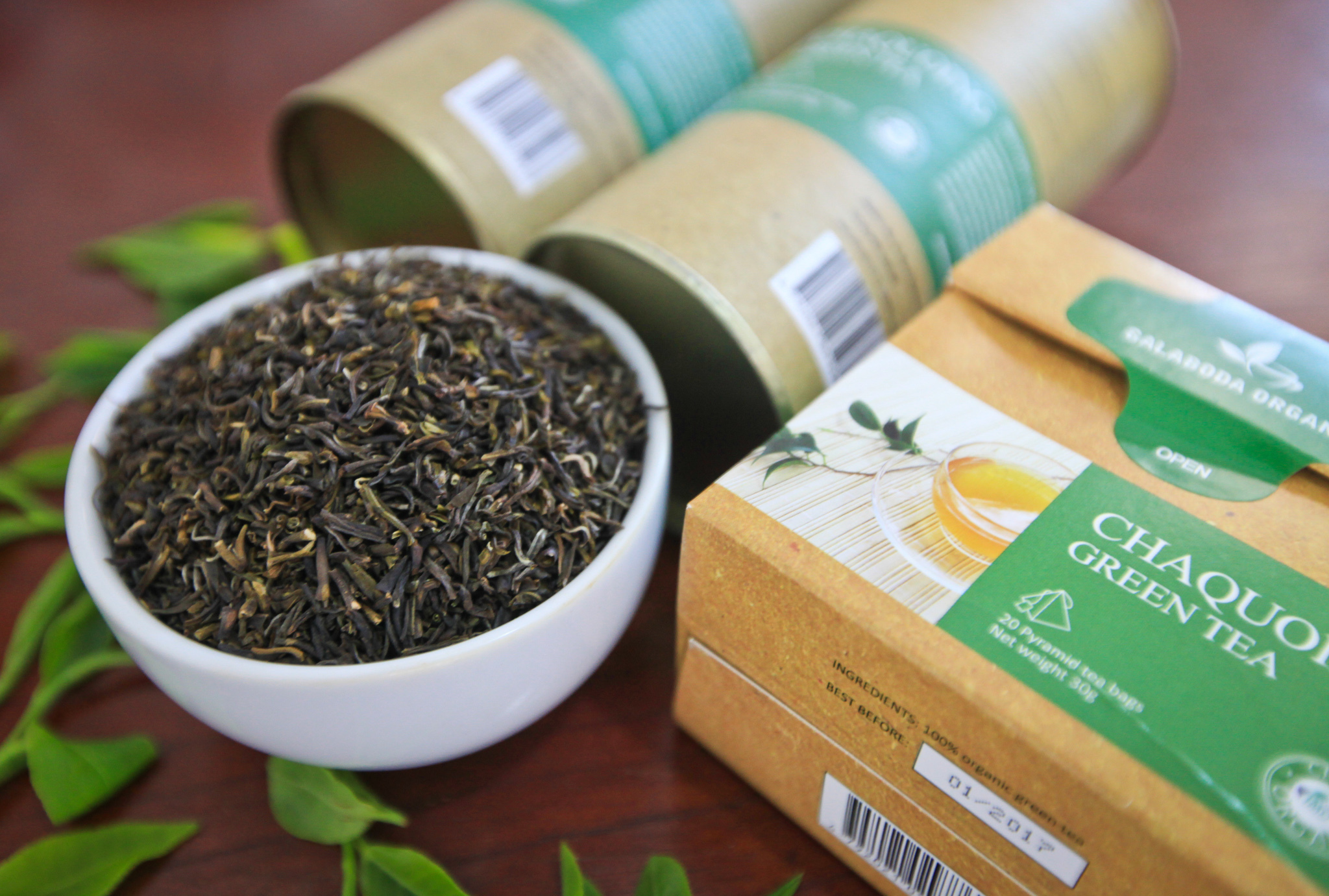 Refresh with a cup of Sri Lankan tea