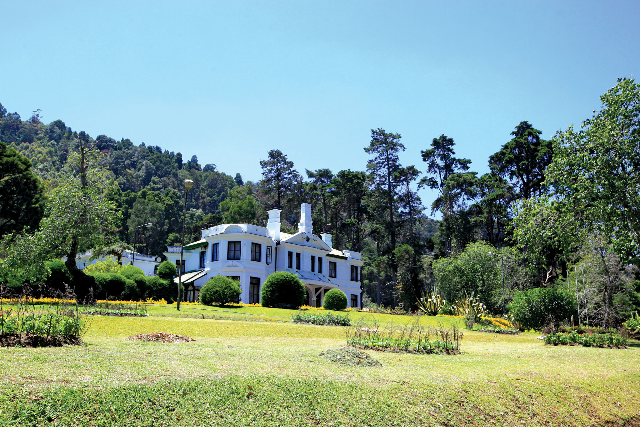 Queen's Cottage in Nuwara Eliya