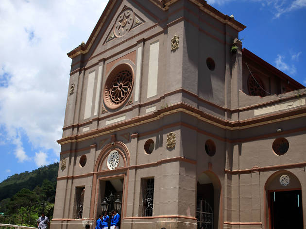St. Xavier's Church in Nuwara Eliya
